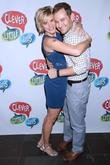 Jenn Colella and Chad Kimball