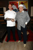 Pete Rose and Exec Chef Brian Littlejohn