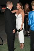 John Demsey and Chrissy Teigen