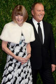 Anna Wintour and Michael Kors