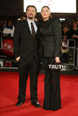 James Vanderbilt and Wife Amber