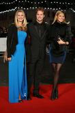 Holly Branson, Sam Branson and Isabella Calthorpe