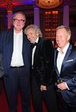 Matthias Alberti, Thomas Gottschalk and Johannes B. Kerner