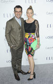 Ty Burrell and Holly Burrell