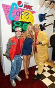 Laura Whitmore, Marty Mcfly and Doc Brown Lookalikes