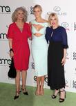 Blythe Danner, Gwyneth Paltrow and Debbie Levin