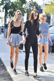 Cara Delevingne, Kendall Jenner and Gigi Hadid