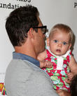 Mark-paul Gosselaar and Lachlyn Hope Gosselaar