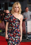 Sienna Miller Appears On TV Again Without A Poppy, Causing More Backlash