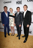 Dennis Quaid, Kate Bosworth, Christian Cooke and Cary Elwes