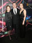 Finola Dwyer, John Crowley and Saoirse Ronan