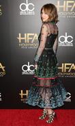 Dakota Johnson Laughs Off Brush With Wardrobe Malfunction At People's Choice Awards