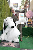 Snoopy and Paul Feig