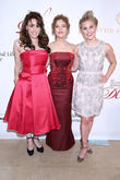 Lesli Margherita, Bernadette Peters and Eloise Kropp