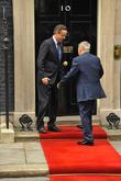 David Cameron and Nursultan Nazarbayev