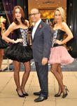 Theo Paphitis, Theo  Paphitis, L'sheilas Sisters and Polly Rae