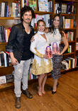 Tommy Torres, Adamari Lopez and Karla Monroig
