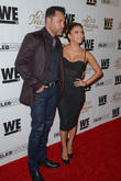 Oscar De La Hoya and Eva Longoria