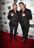 Oscar De La Hoya and Mario Lopez