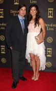 Bryan Dattilo and Elizabeth Cameron