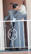 Lady Gaga and Finn Wittrock