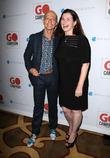 Scott Fifer and Julia Ormond