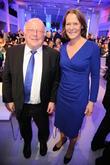 Dr. Norbert Bluem and Christina Rau