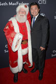 Santa Claus and David Ryu
