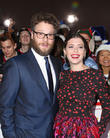 Seth Rogen's Wife Pens Essay On Controversial Reagan Comedy