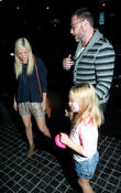 Tori Spelling Sued Over Credit Card Debt