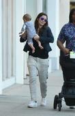 Jessica Biel and Silas Randall Timberlake