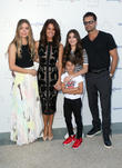 Neriah Fisher, Brooke Burke-charvet, Shaya Charvet, Sierra Fisher and David Charvet