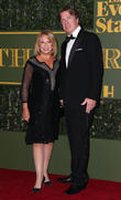 Elaine Paige and Justin Mollinson