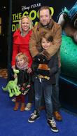Rufus Hound, Beth Johnson, Alby Hound and Hilda Hound