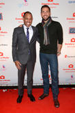 Michael Sneed and Zachary Levi