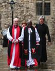 Archbishop Dr. Justin Welby and Archbishop John Sentamu
