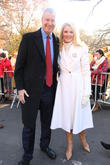 Bill De Blasio and Sandra Lee