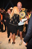Wladimir Klitschko, Tuyson Fury and Paris Fury