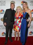 Ricky Schroder, Dolly Parton and Jennifer Nettles