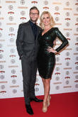 Denise Van Outen and Eddie Boxshall