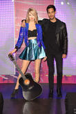 Taylor Swift and Sami Slimani