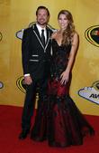 Kurt Busch and Ashley Van Metre