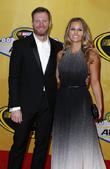 Amy Reimann and Dale Earnhardt Jr.