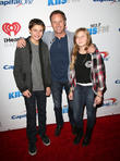 Chris Harrison and Family