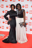 Motsi Mabuse and Dr. Auma Obama