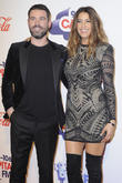 Dave Berry and Lisa Snowdon