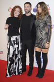 Dave Berry, Lisa Snowdon and Jess Glynne