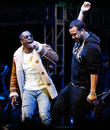 Sean Combs, French Montana and P. Diddy