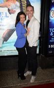 Hayley Tanaddon and Daniel Brocklebank