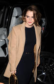 Emma Watson Brushes Off 'Feminazi' Insults